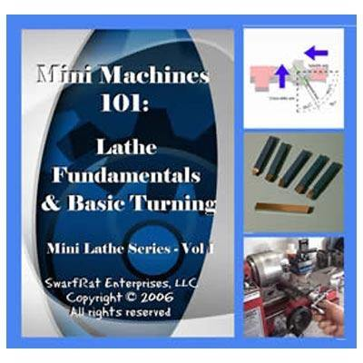Lathe Fundamentals and Basic Turning, DVD
