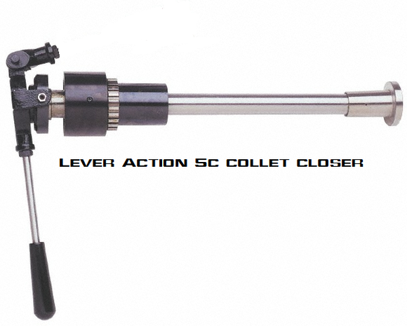 Lever Style 5c Collet CLoser