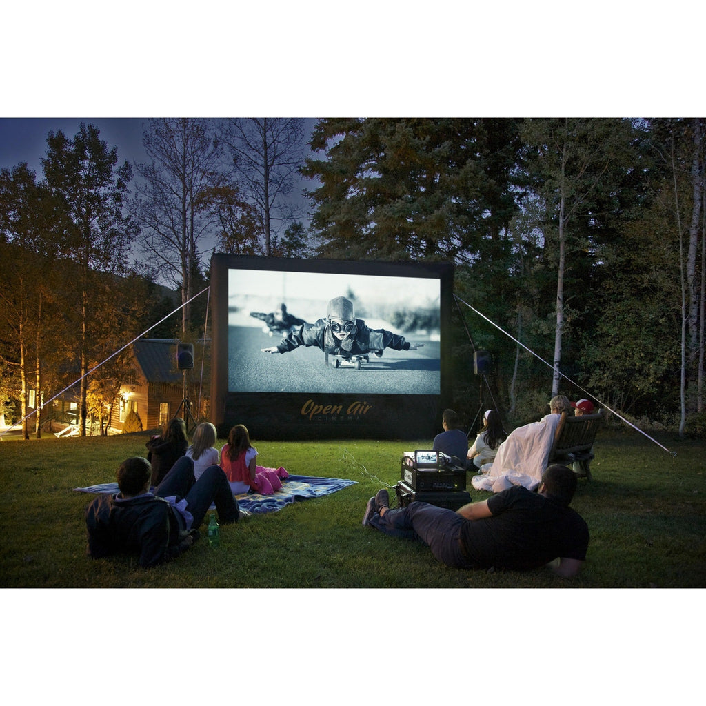 open air cinema 12 u0027 home series cinebox outdoor theater system cbh