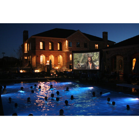 ... Open Air Cinema 16u0027 Pro Cinebox Outdoor Movie Theater System  CBP 16 Inflatables ...