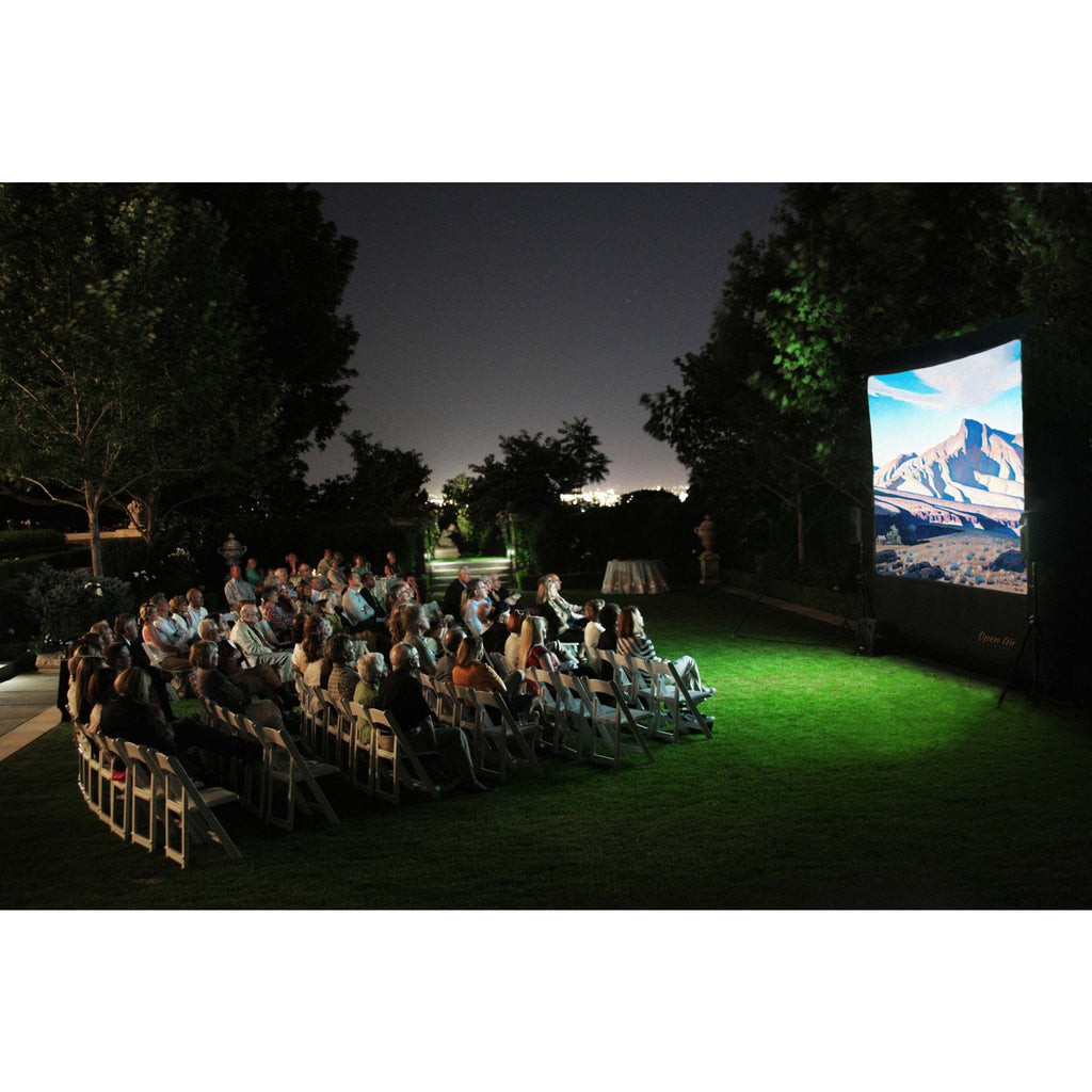 open air cinema 16 u0027 pro cinebox outdoor movie theater system cbp16