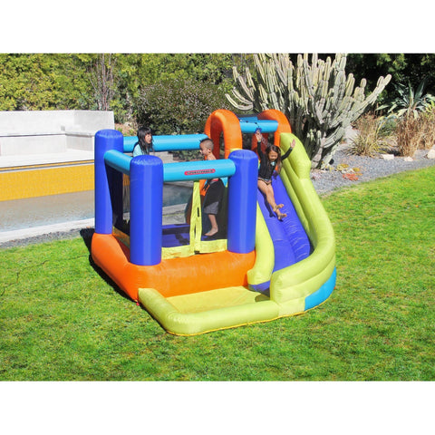 Sportspower My First Jump N Slide Inflatable Water Slide INF 1440  Inflatables Hub