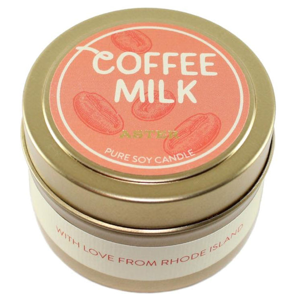 Coffee Milk scented candle