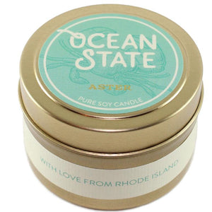 Ocean State scented candle