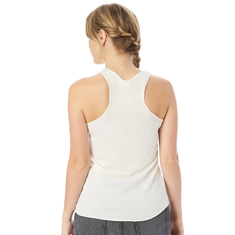 In the Buff Eco Racerback Tank