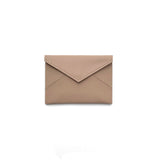 Leather Pouch - Nude