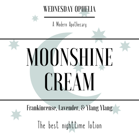 Moonshine Cream