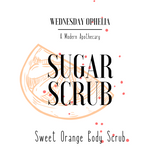 Body Sugar Scrub