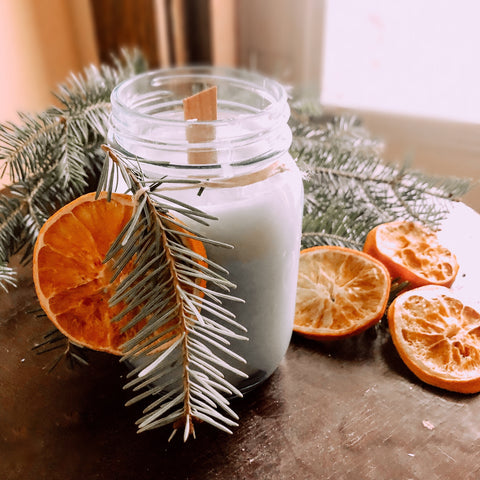 Crisp Winter Soy Candle