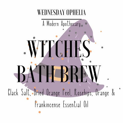 Limited Edition Witches Bath Brew