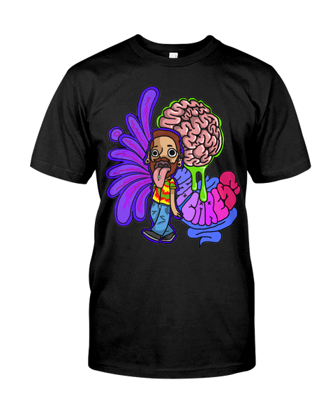 Acid Trip T-Shirt - PsyKoNot Apparel