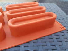 Art Deco Brick Silicone Mould
