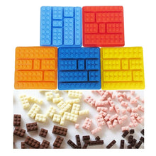 Mini Lego Mould - Silicone