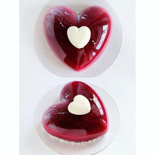 Amour Heart Silicone Mould