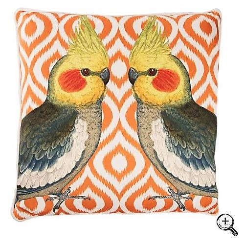 Paradiso Cockatial Cushion