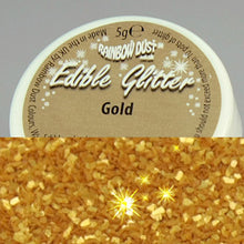 EDIBLE GLITTER - various colours available