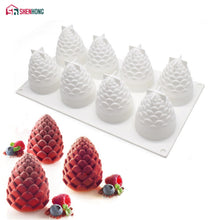 Silicone PineCone Moulds