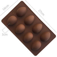 Egg Silicone Dessert Mould