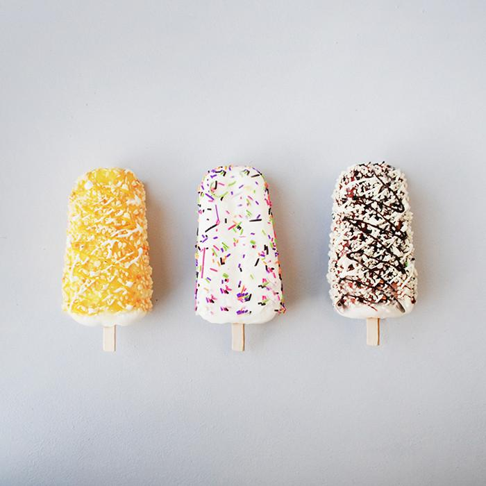 Ice Cream Fridge Magnets