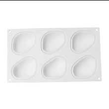 Silicone Pebble Mould