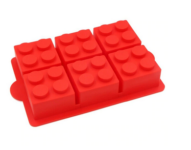 Large Square Lego Brick Mould