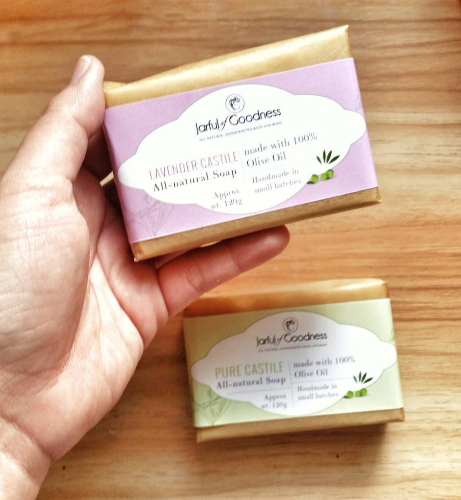 "How to make your handmade soap ""last"" long in the shower"