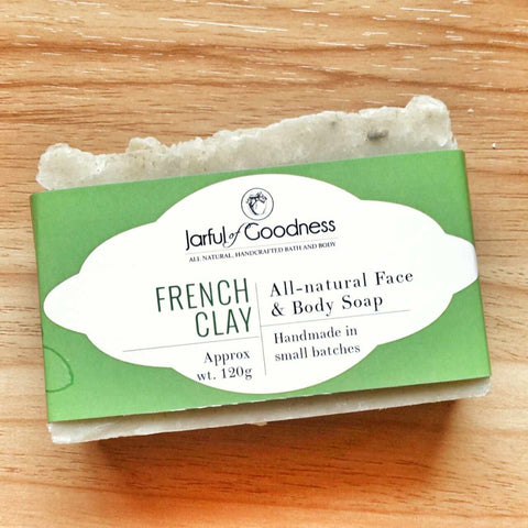 French Clay Soap