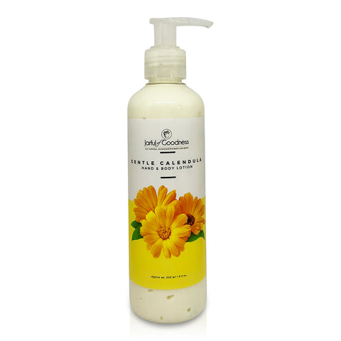 Gentle Calendula Hand & Body Lotion