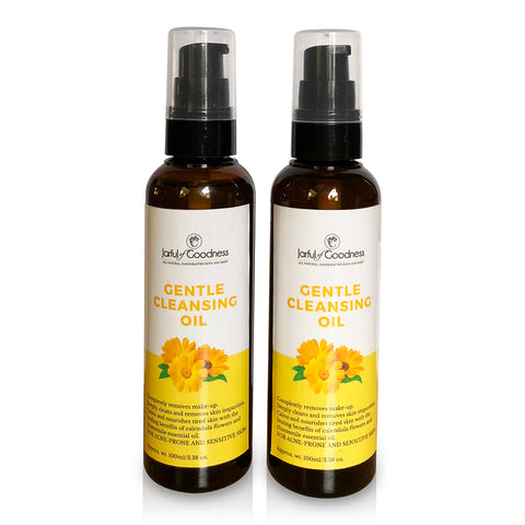 Jarful of Goodness Gentle Cleansing Oil