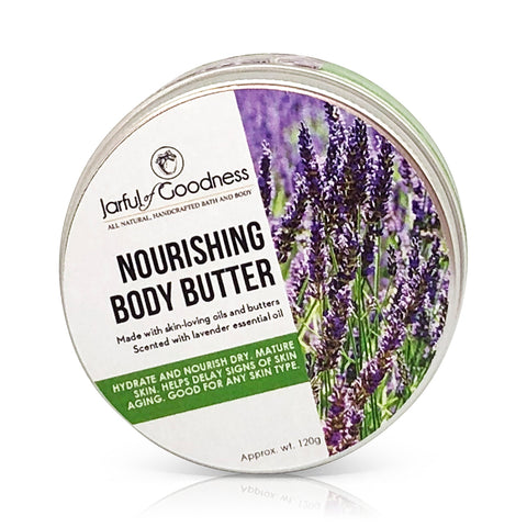 Jarful of Goodness Nourishing Body Butter