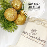 Twin Soap Gift Set
