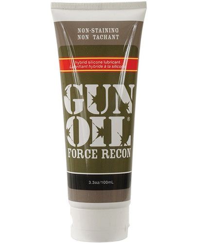 Gun Oil Force Recon Silicone/Water Based Hybrid Lube