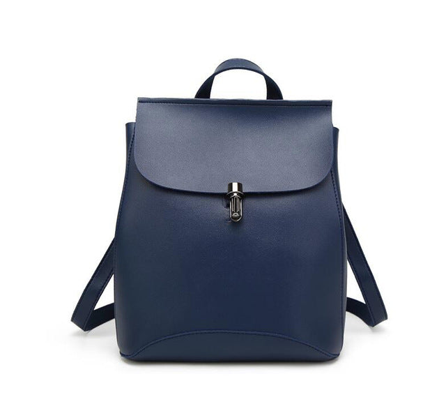 8eec139594 ... Women Backpacks 2017 Hot Sale Fashion Causal bags High Quality female  shoulder bag PU Leather Backpacks ...