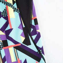 Retro  Abstract Leggings