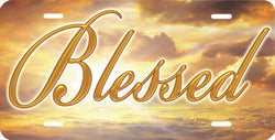 """Blessed"" Auto Tag"
