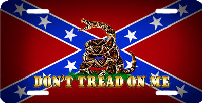 """Don't Tread on Me"" Auto Tag"