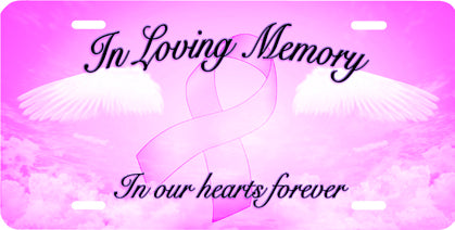 """In Loving Memory"" Auto Tag"