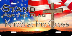 """Stand for the Flag"" Auto Tag"