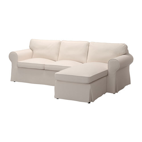 [PRE ORDER] EKTORP/Ekerod Two-seat sofa and chaise longue - Idiya