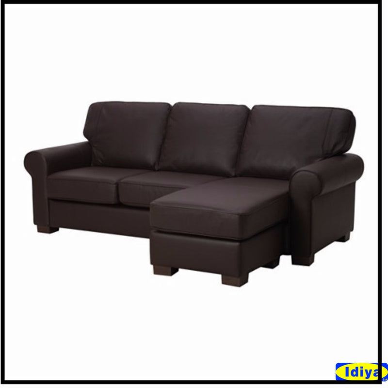 Buy IKEA Ektrop sofa Ikea chaise lounge