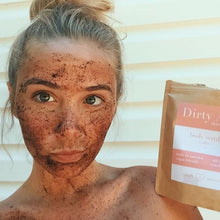 Dirty AF Body Scrub