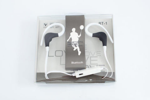 Bluetooth Sport Earphones for iPhone and Android various colours