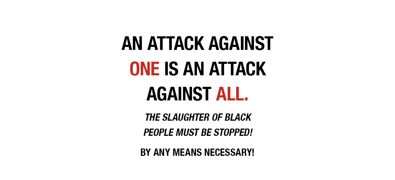 An attack against one is an attack against all