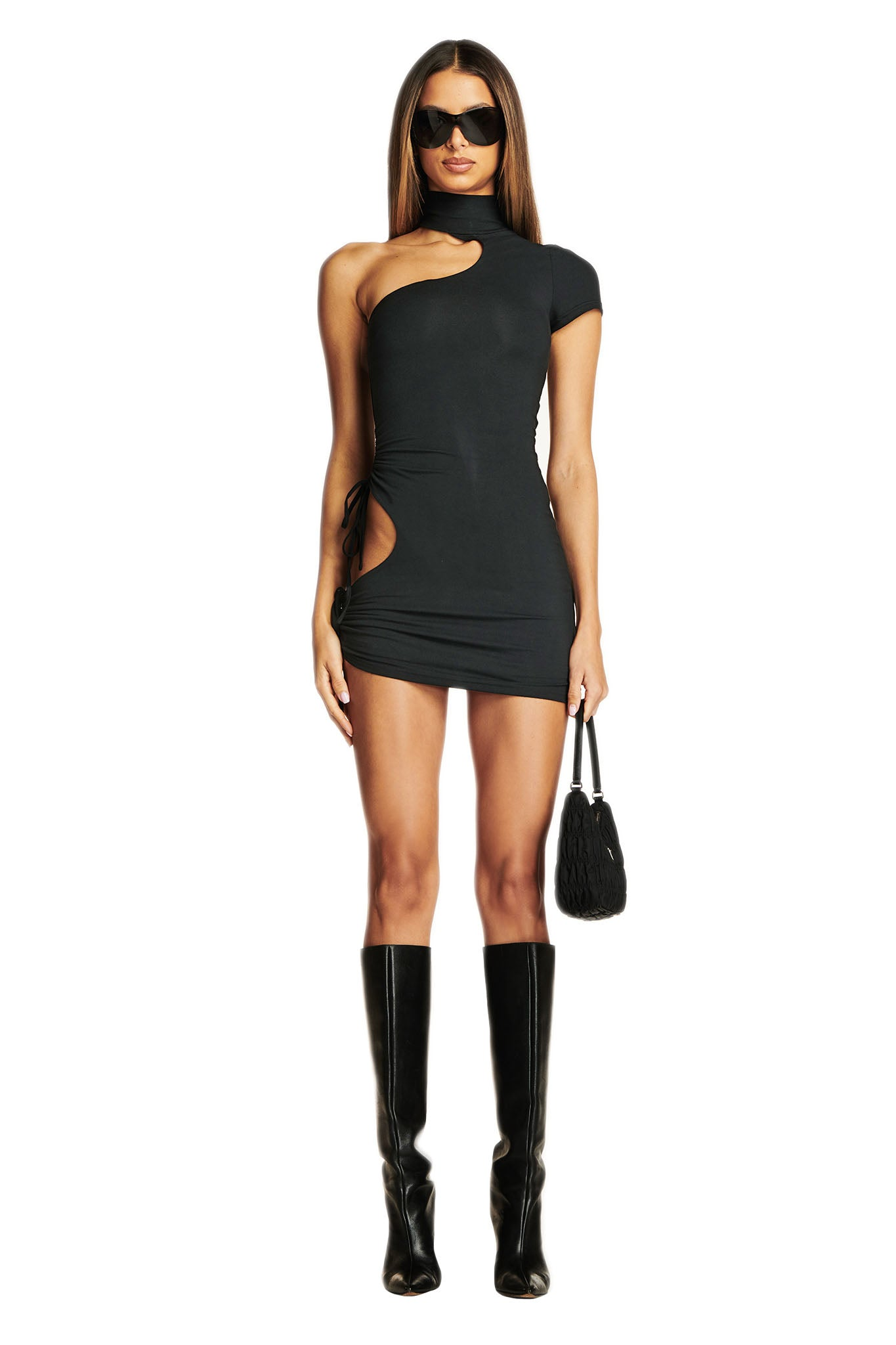 LARA DRESS - BLACK