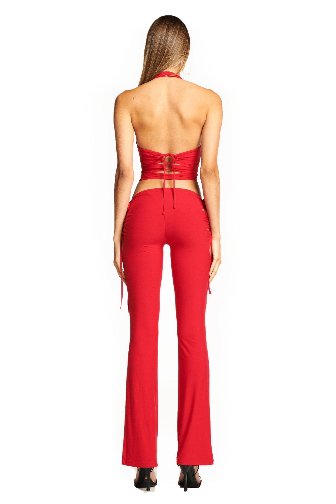 ANTIA PANT - RED