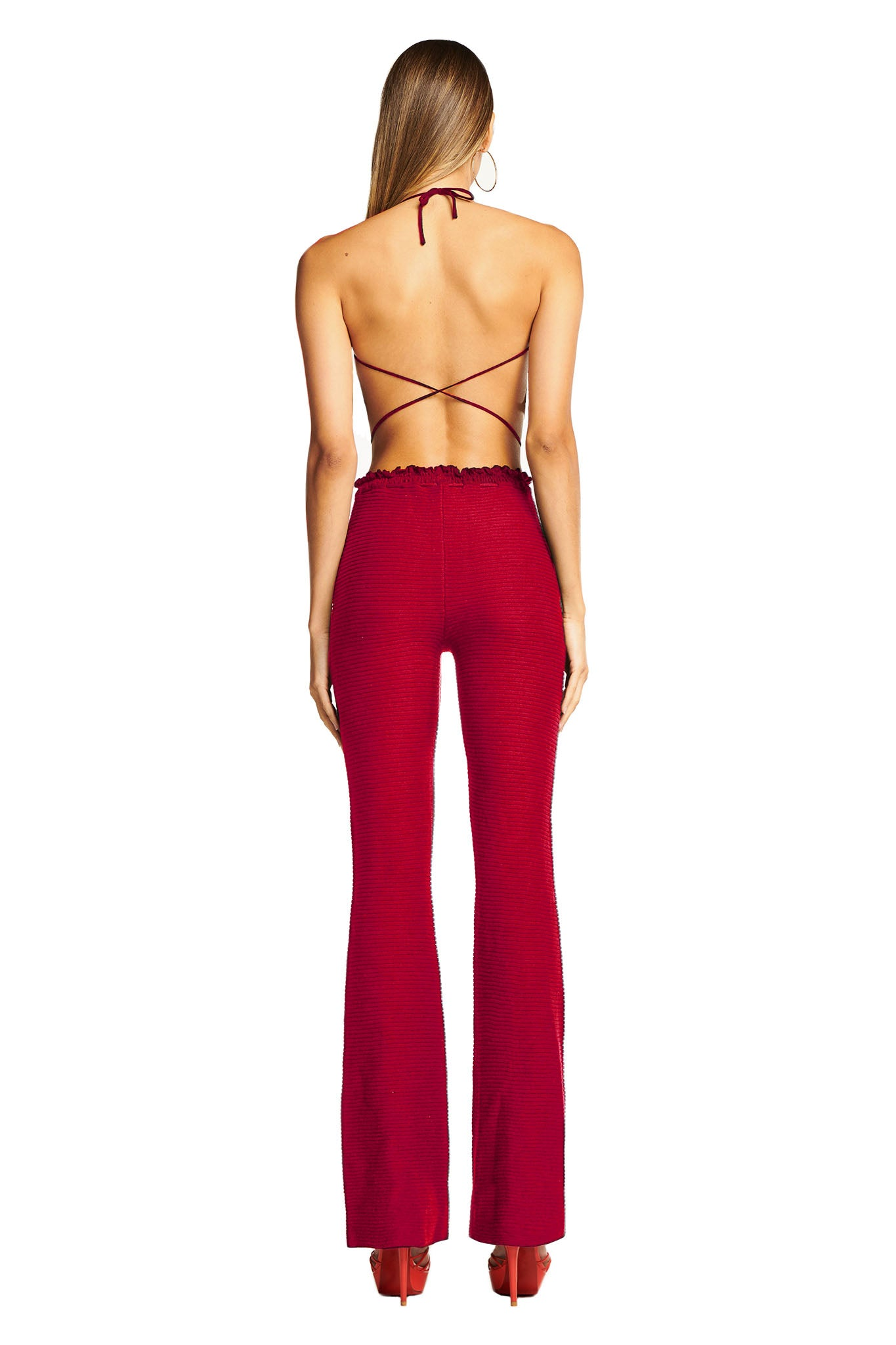 SAVANNAH PANT - RED