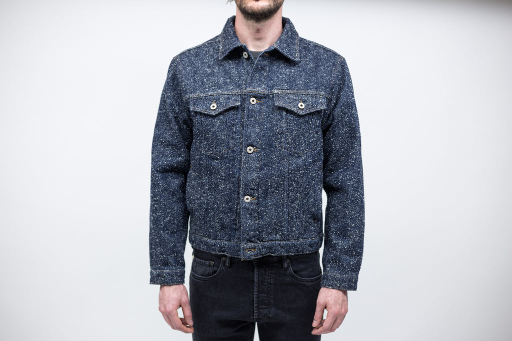 Naked and Famous Lord of Nep Selvedge Denim Jacket