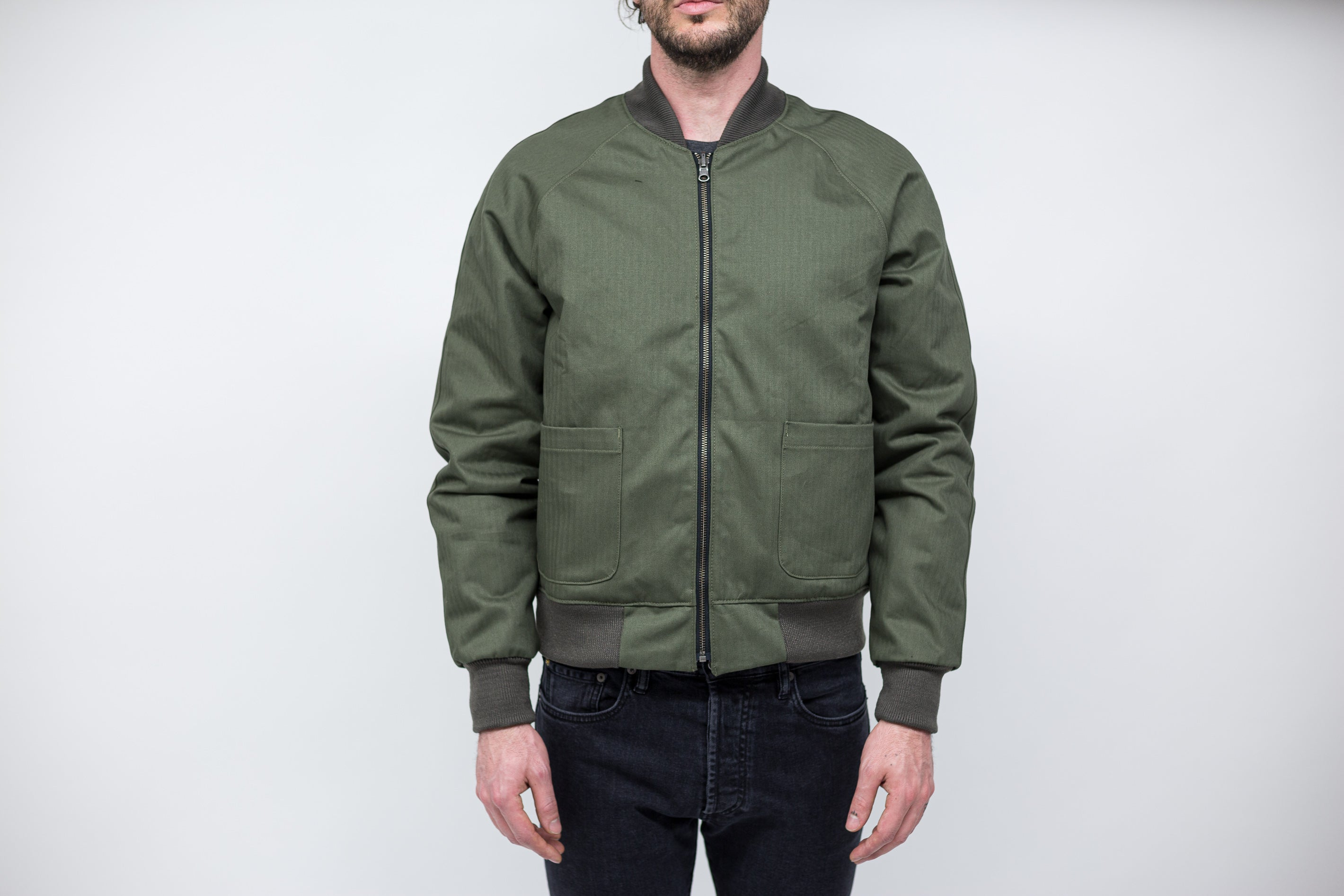 3Sixteen Reversible Flight Jacket