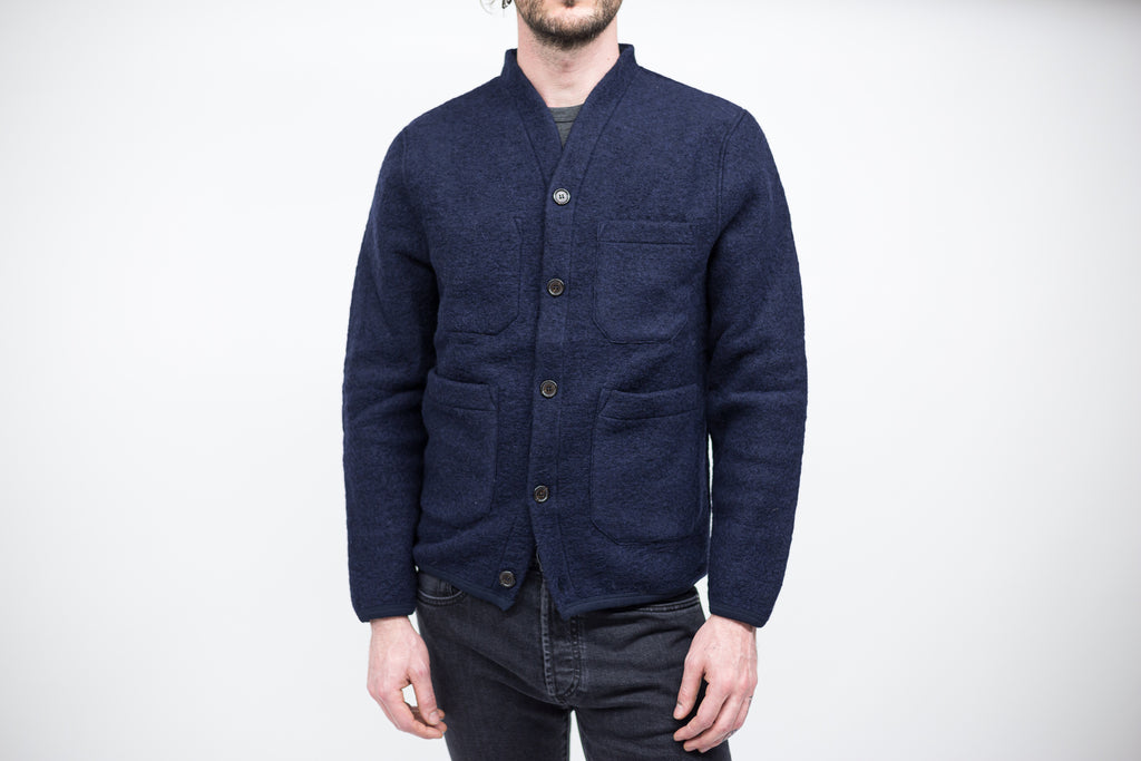 Universal Works Wool Cardigan