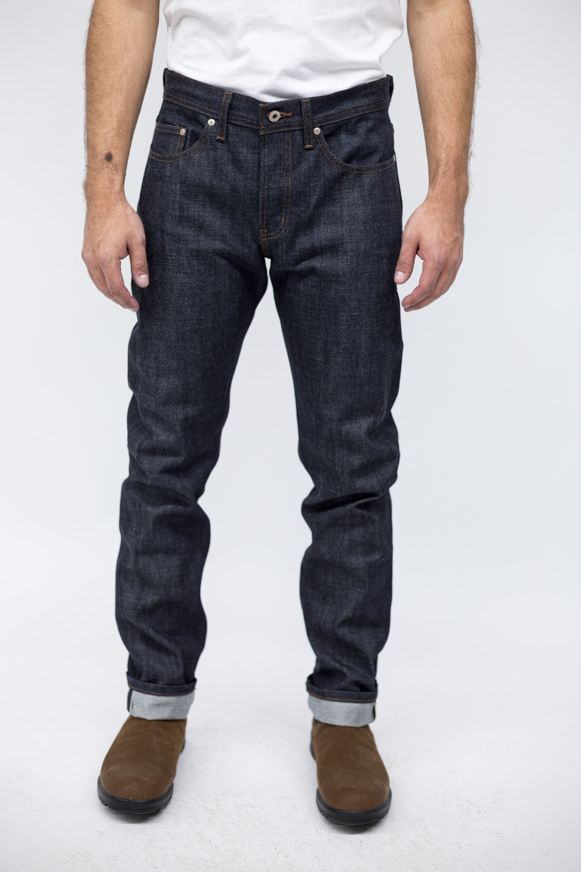 WEIRD GUY RIGID SELVEDGE
